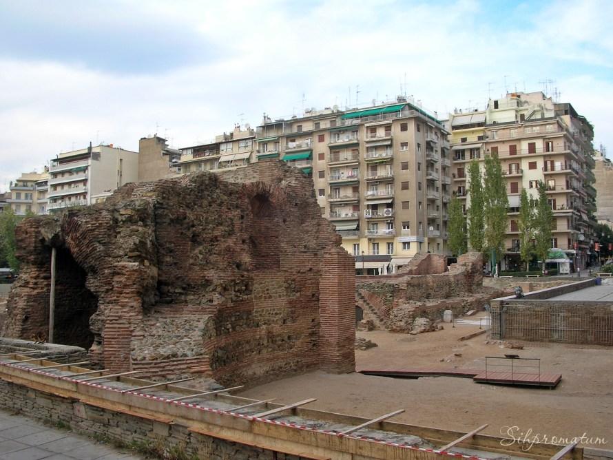 The Roman Forum of Thessaloniki