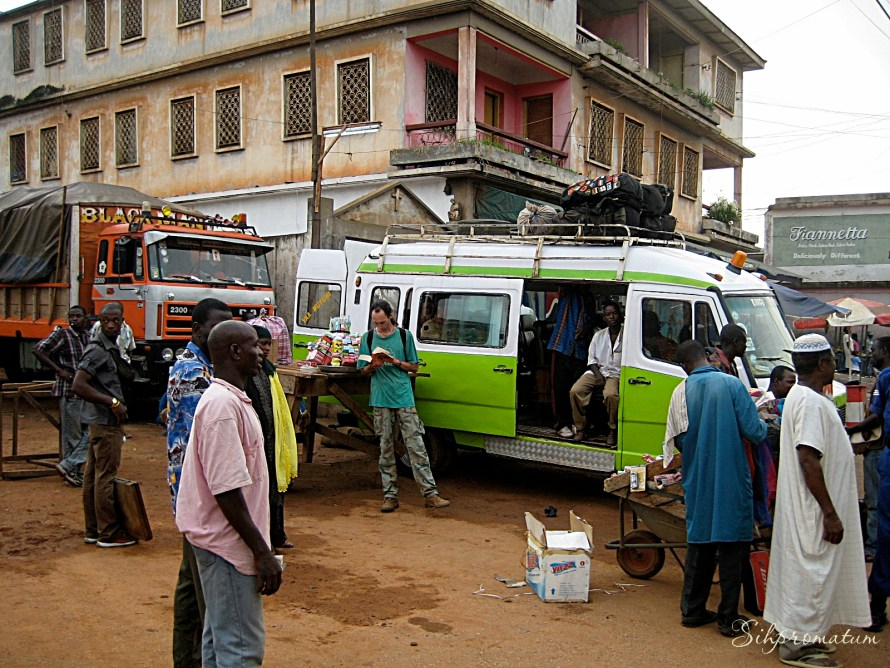 Ghana Buses