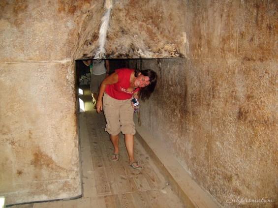 Inside the Pyraminds