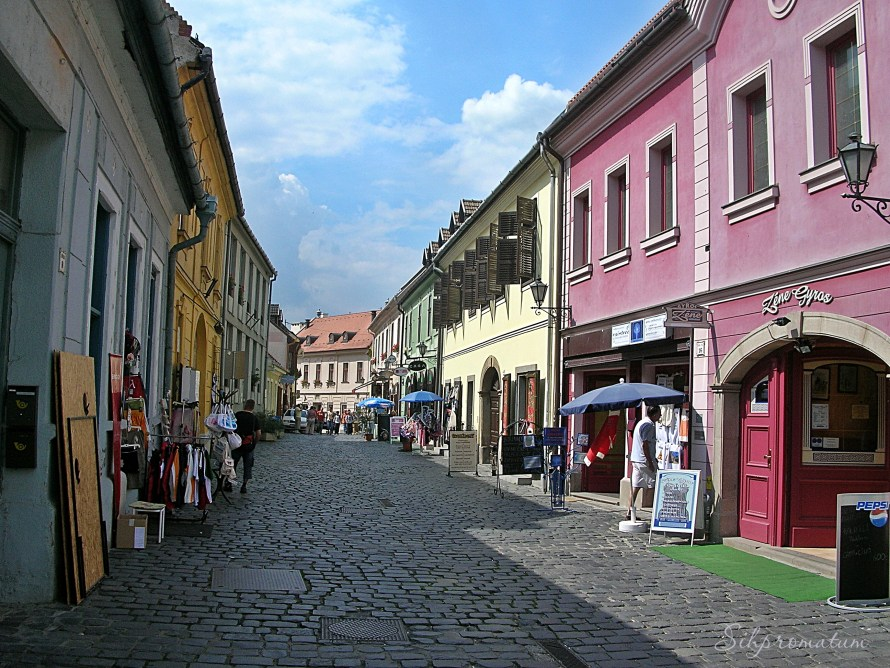 Beautiful town of Eger