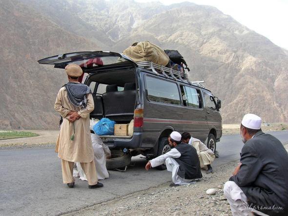 Adventures in Afganistan
