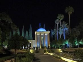 Saadi tomb, Shiraz