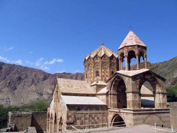 St. Stephanos monastery, near Jolfa