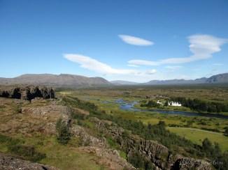 Thingvellir National Park is a Unesco World Heritage Site