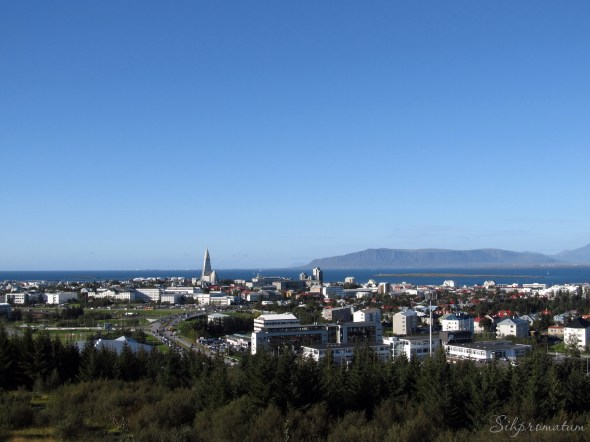 """Reykjavik is the Capital city and also claims the title """"the world's northernmost capital"""""""