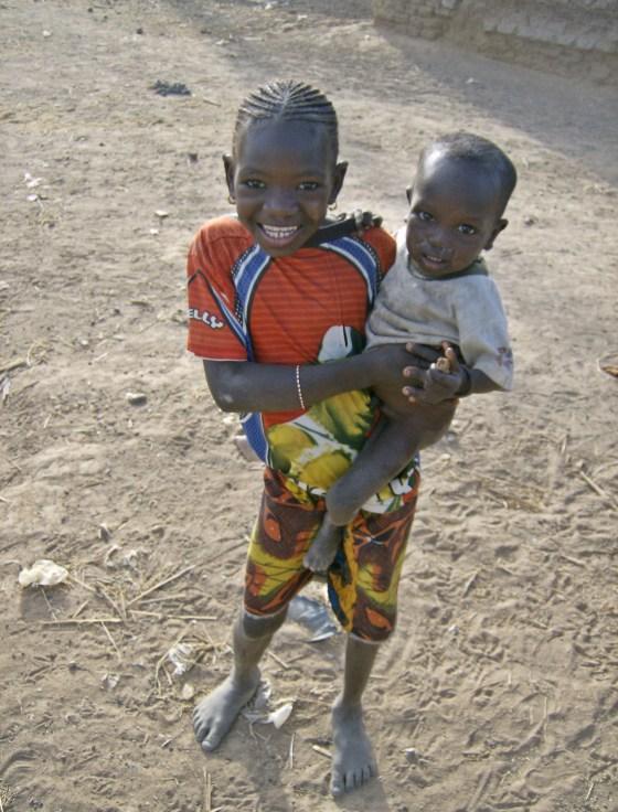 Children of Mali