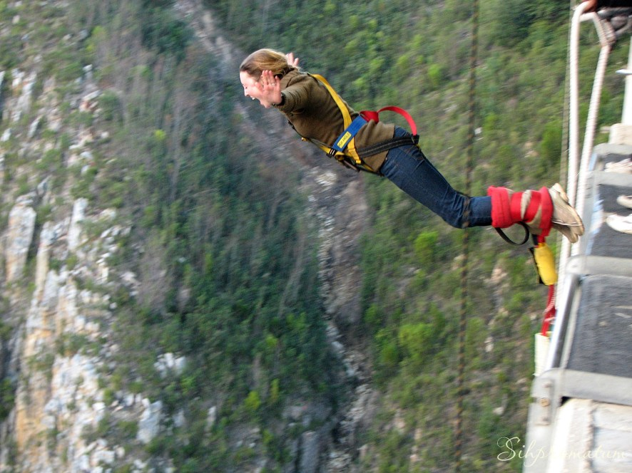 Bungy jumping South Africa
