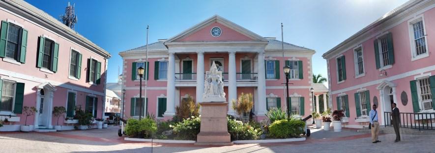BahamianParliamentPanorama