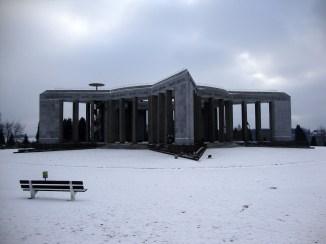Mardasson Memorial, Bastogne , Belgium