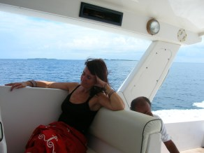 Going to our Island resort