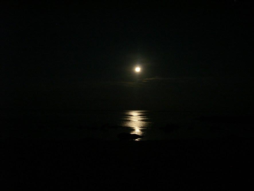 And Moon rise - Asd