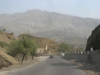 Khyber pass.