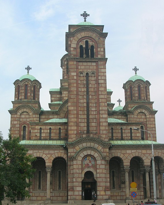 St. Mark's church, Belgrade