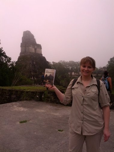 GUATEMALA, Tikal ruins