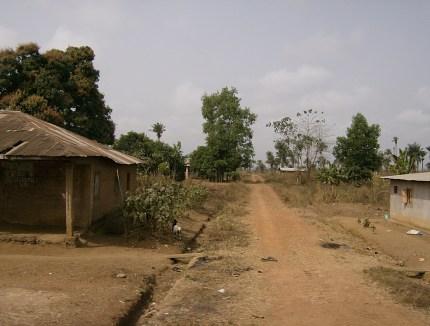 Kabala, Sierra Leone