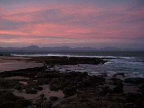 Cape Agulhas, South Africa