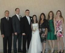 Skylars wedding to Adriana