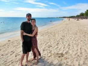 Playa Ancon, Cuba