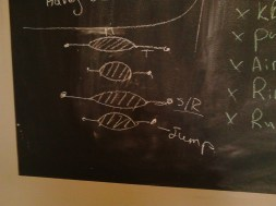 Stretch shortening cycle in plyometrics
