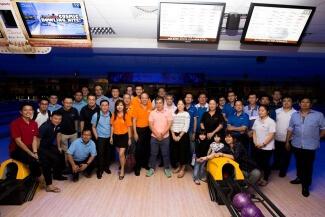 Cosmic Bowling 2016