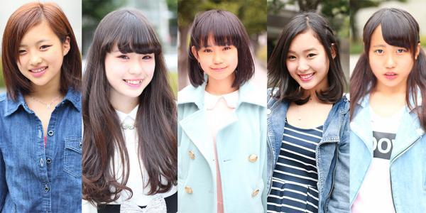 最難関を突破!KissBee新メンバー決定!三期生合格者は5名!