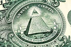 The life changing habit is the eye ABOVE the pyramid