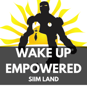 Wake Up Empowered Book Siim Land