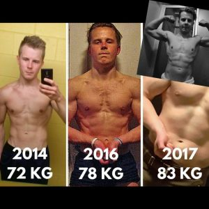 How I Built Muscle on Keto Siim Land