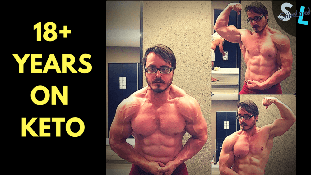 Eating Keto For Over 18 Years Luis Villasenor Aka Darthluiggi From