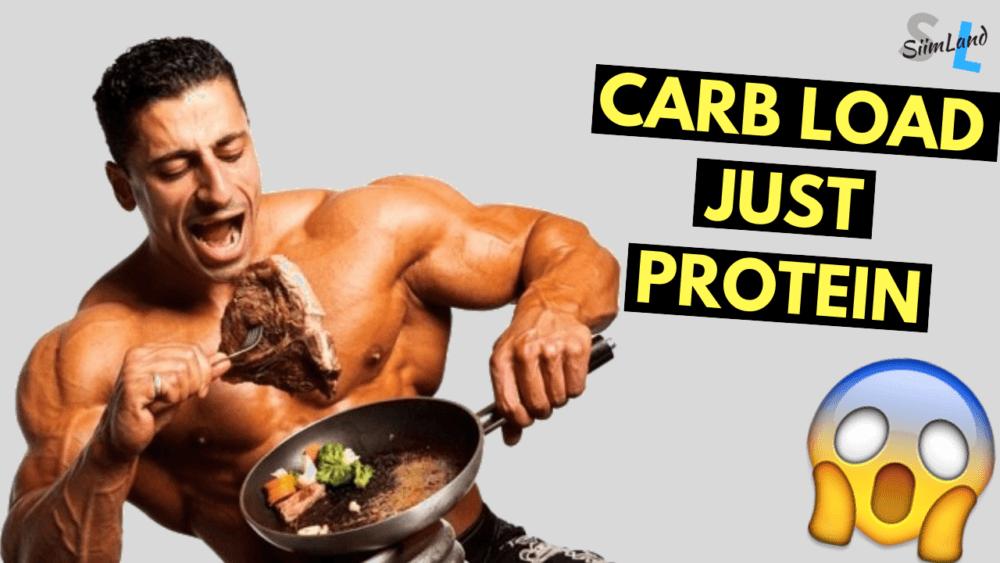 Best carb loading foods bodybuilding