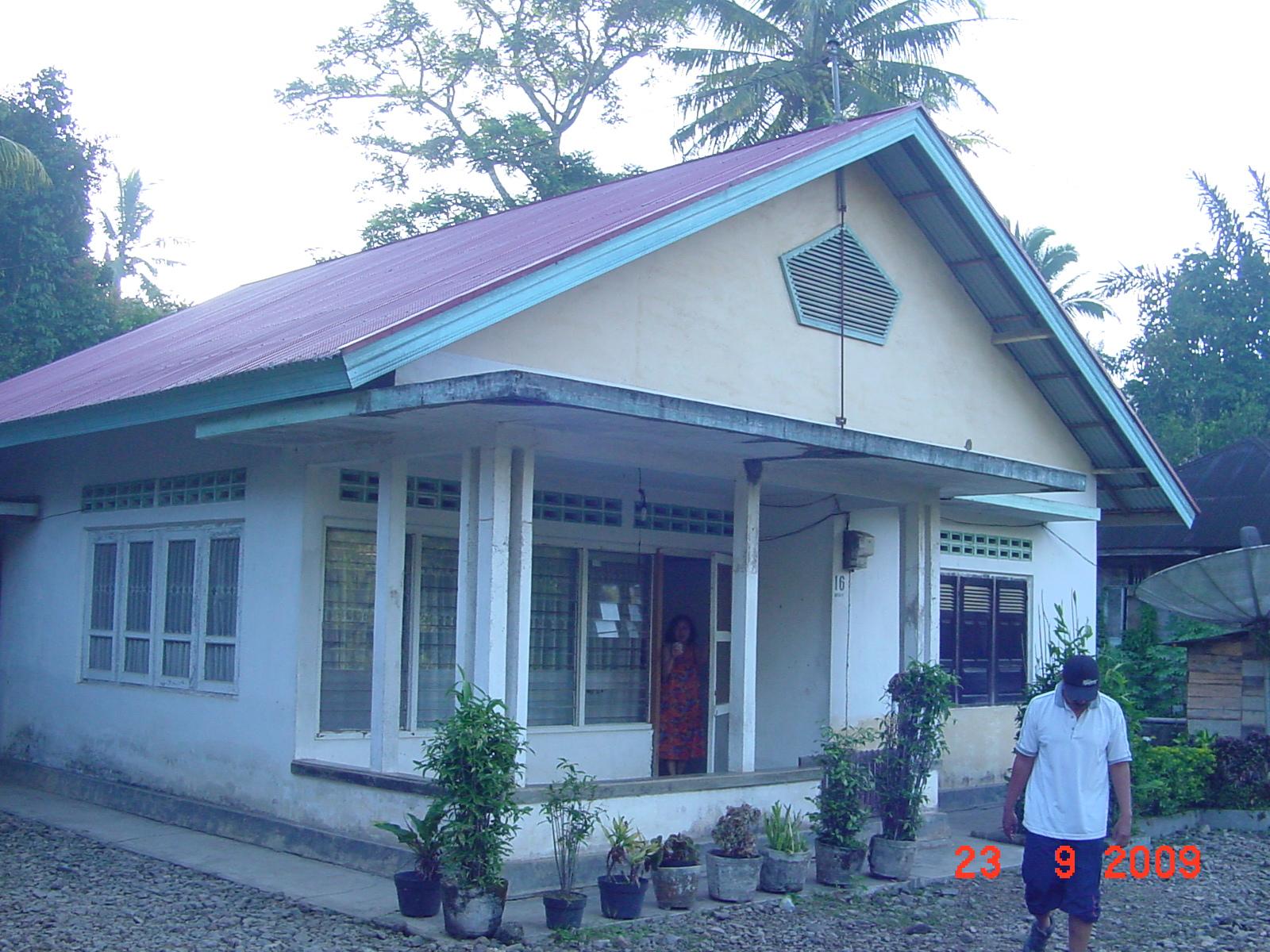 rumah nenek di Talang Maur