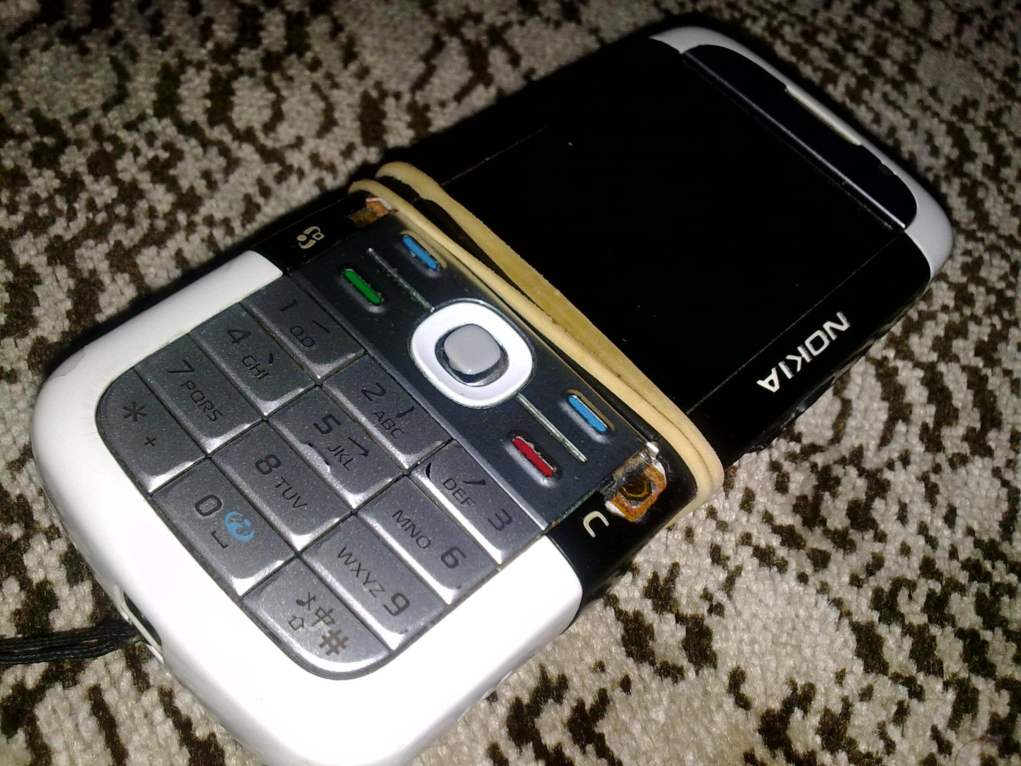 My Nokia 5700 XM