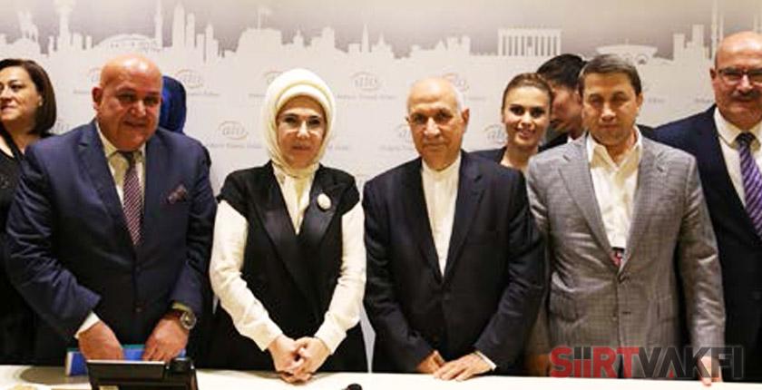 Emine Erdoğan Hanımefendi ile Ankara Ticaret Odası Ziyareti