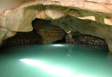 Sağlarca Kaplıcası Billoris Kaplıcası Siirt