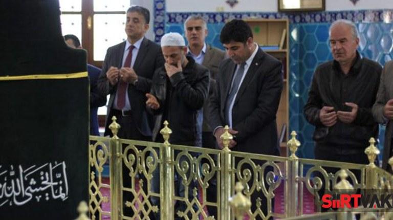 Siirt Evliyalarından Şeyh Muhammed Kazım'ı Andık