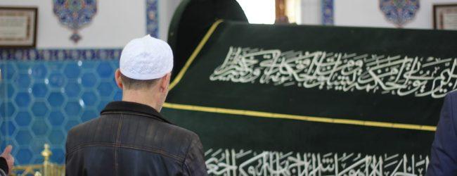 Şeyh Muhammed Kazım Aydın Türbesi