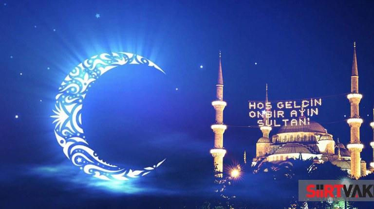 Hoş Geldin 11 Ayın Sultanı Ramazan 2019