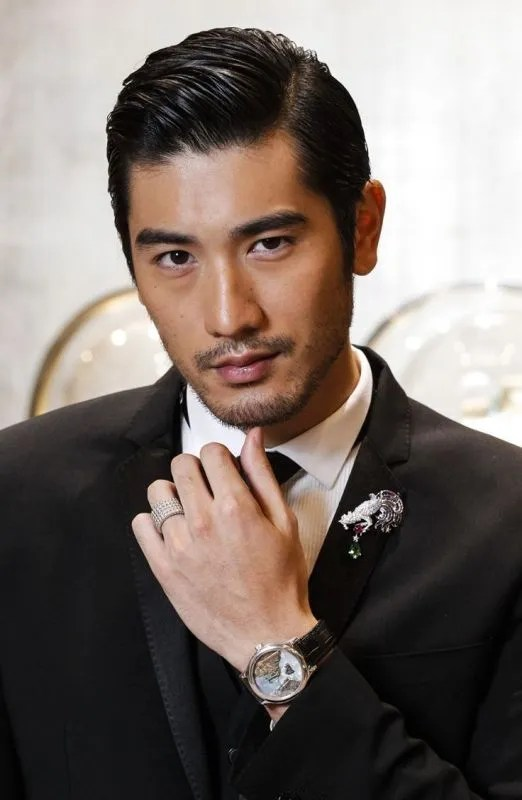 Model Rambut Korea Pendek rapi