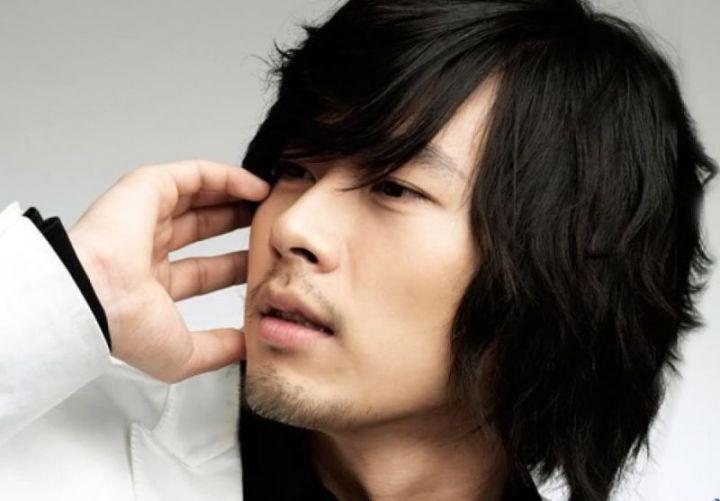 Model Rambut Korea Long Hair