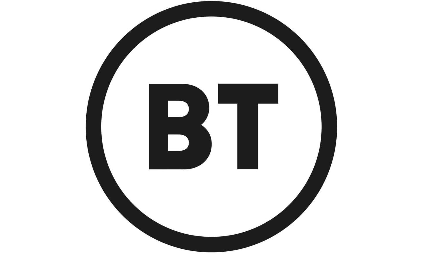 BT new round logo