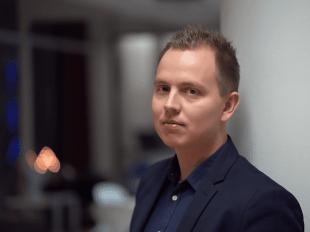 Asuntosijoittaja Jukka Oksaharju