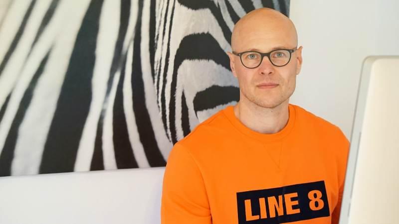 Asuntosijoittaja Markus Grahn