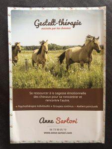 Équithérapie : être accompagné en Gestalt thérapie grâce aux chevaux