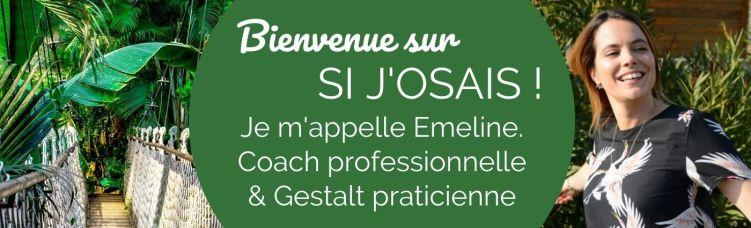 SI J'OSAIS Coach a Nantes Bilan de compétences Gestalt Emeline