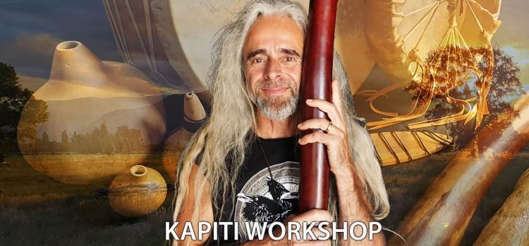 Shamanic Sound Journey All-Day Workshop