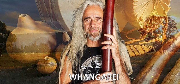 Shamanic Sound Journey, Whangarei