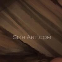 2 Dumalla turban fabric brushes close-up