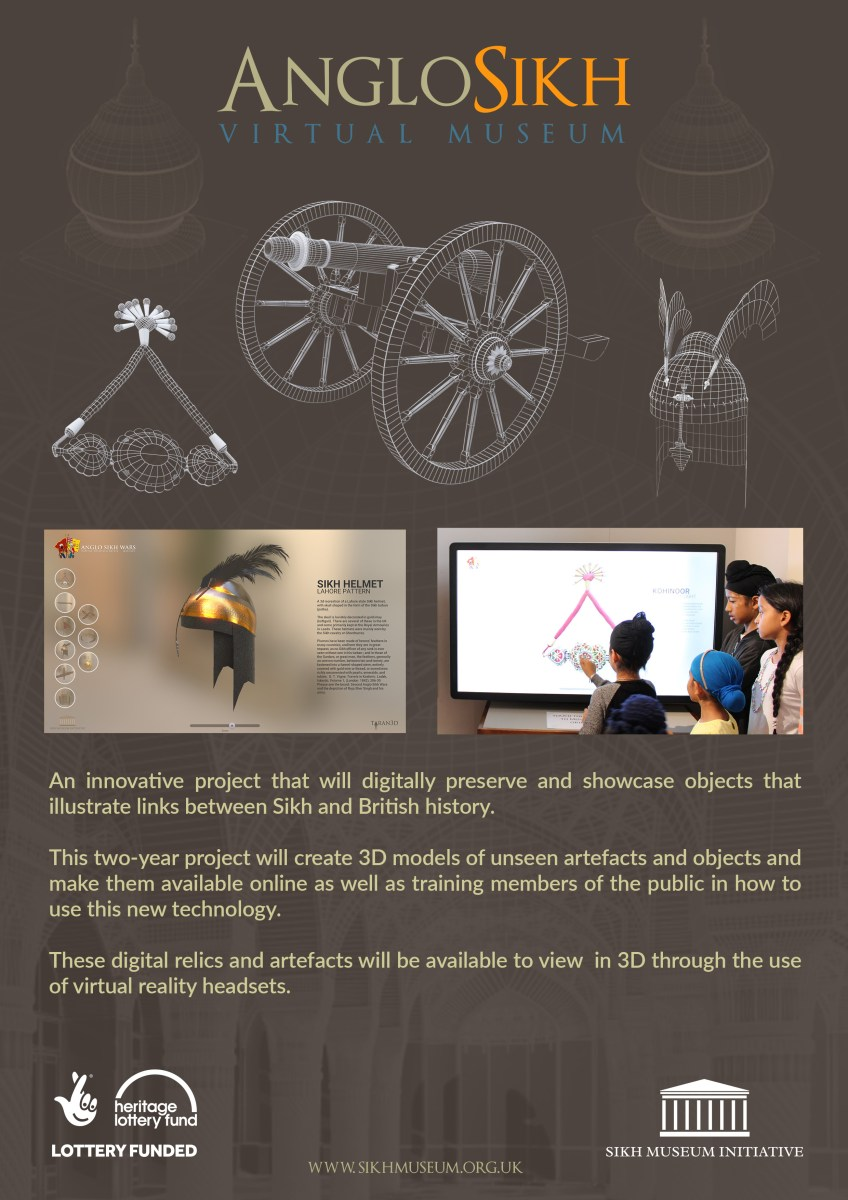 World's First Online Sikh Museum on the way | Sikh Sangat News
