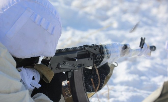 Winter Drills of Armed Forces of the Republic of Kazakhstan (10)