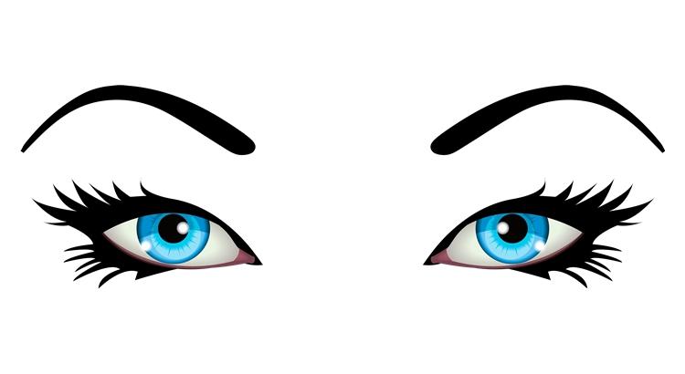 Как с помощью магии изменить цвет глаз